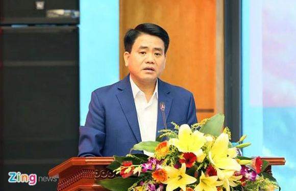 Chu tich Ha Noi: Truong dua ngua gop 1.000-1.500 ty/nam cho thu do hinh anh 1