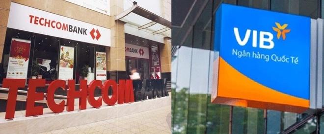 Techcombank, VIB chuan bi 'dat nhau' len san hinh anh 1
