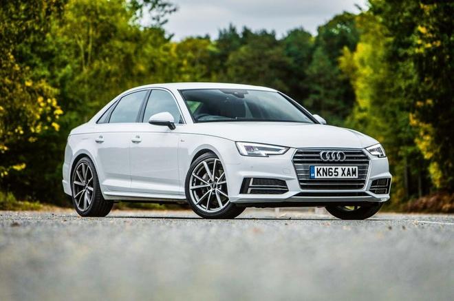 Nhap 319 xe Audi hang sang chuan bi cho APEC 2017 hinh anh