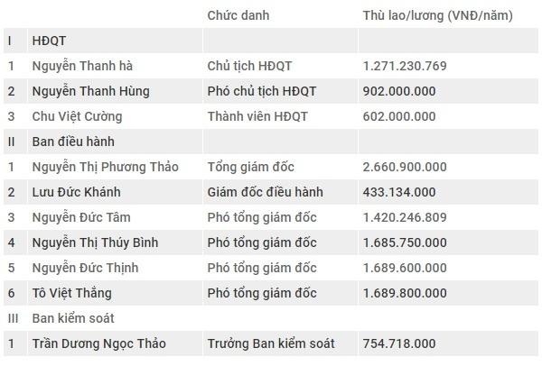 CEO Vietjet nhan luong gan 222 trieu dong/thang hinh anh 1