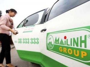 Lanh dao Mai Linh Mien Bac nhan thu lao bang thu nhap tai xe taxi hinh anh