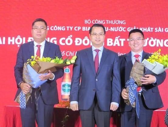 'Ghe nong' tai Bia Sai Gon chinh thuc co chu hinh anh 1