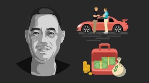 Gia danh Bo Tai chinh ban hang tram xe sang vu Dung 'Mat sat' hinh anh
