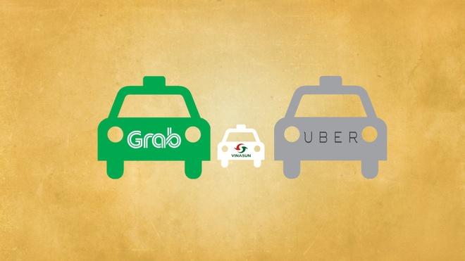 Hon 4.000 nhan vien Vinasun phai nghi viec vi Uber, Grab? hinh anh