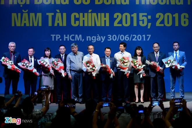 Ong Duong Cong Minh: Hy vong 3 nam tai co cau xong Sacombank hinh anh 1