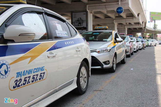 Bo Tai chinh lam ro viec Uber, Grab duoc uu ai thue hinh anh 1