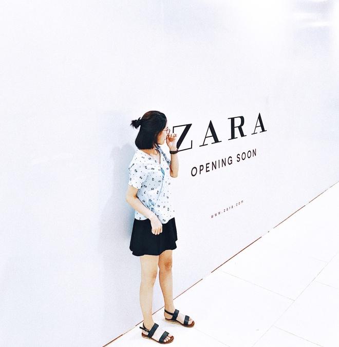 Trua 9/11, Zara se mo cua tai Ha Noi hinh anh