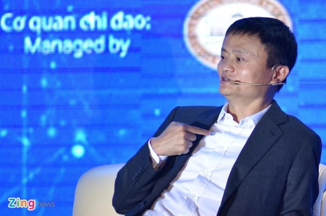 Ty phu Jack Ma: 'Xa hoi phi tien mat toi gan roi' hinh anh