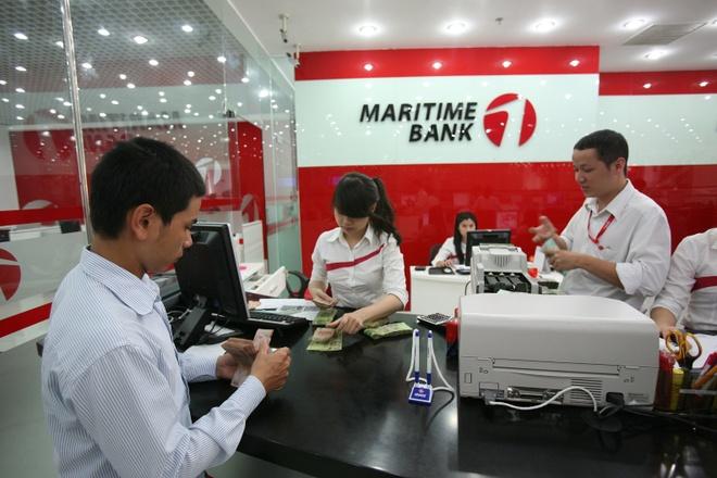 MaritimeBank bao lai 9 thang 589 ty dong, tang hon 200% hinh anh