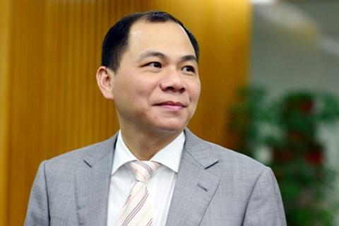 Ty phu Pham Nhat Vuong vao danh sach 500 nguoi giau nhat the gioi hinh anh