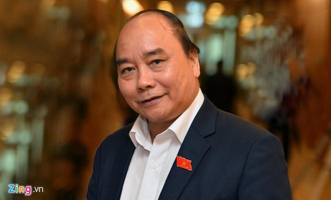 Thu tuong giao du toan ngan sach Nha nuoc nam 2018 hinh anh 1