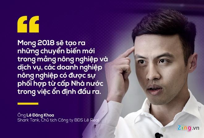 Cac lanh dao, doanh nhan ky vong gi vao nam 2018? hinh anh
