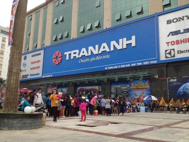 The Gioi Di Dong thau tom 95% von Tran Anh tu cac ong chu hien tai hinh anh
