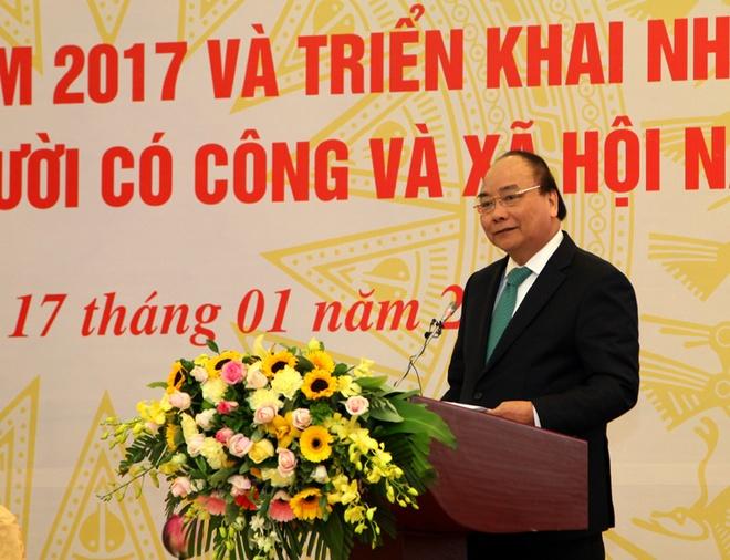 Thu Tuong: 'Toi Chua Cong Nhan Nang Suat Lao Dong Viet Nam Thua Lao