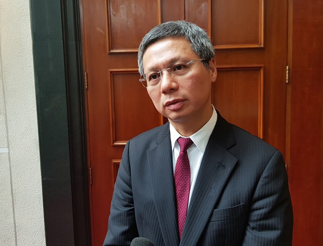 TGD Techcombank: 'Khi nao chiem 30% thi phan moi can lo doi thu la ai' hinh anh