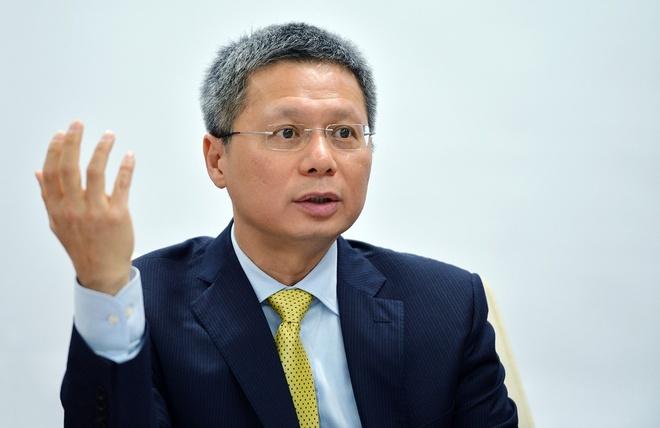 CEO Techcombank: 'Lam kinh doanh can dua tren so truong' hinh anh