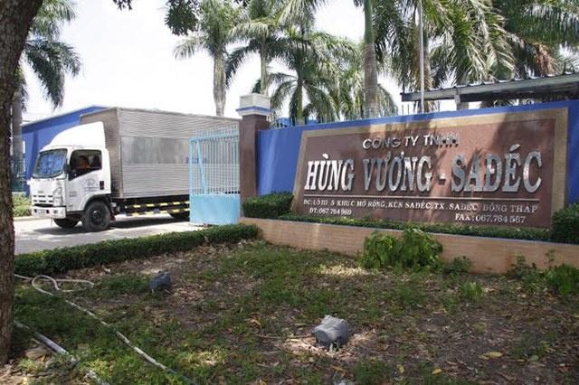 Ai thau tom cong ty thua lo tram ty cua 'vua ca tra' Hung Vuong? hinh anh