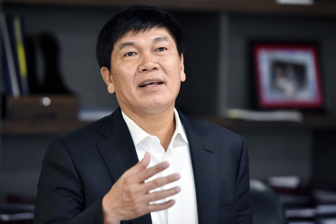 Ong Tran Dinh Long: 'Chung toi vay von voi lai suat khong ai vay duoc' hinh anh