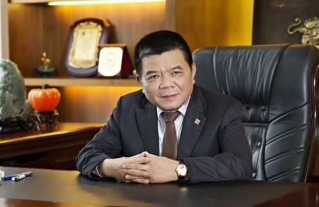 Chan dung cuu Chu tich BIDV Tran Bac Ha hinh anh