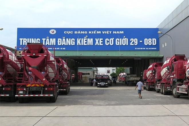 Tram dang kiem xe Hai Duong duoc mang ra dau gia, du kien thu ve 15 ty hinh anh