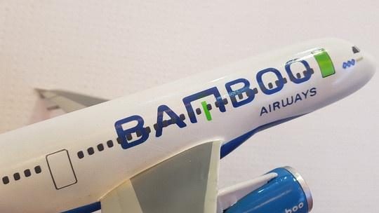Quang ba ram ro khi chua co giay phep, Bamboo Airways bi tuyt coi hinh anh