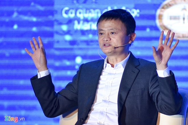 Jack Ma cong bo nguoi ke nhiem va ke hoach tu chuc hinh anh 1