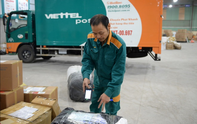 Image result for viettel post