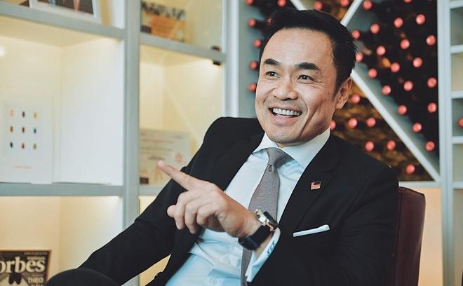 Quy cua Shark Louis Nguyen ban ra hang tram ty dong co phieu hinh anh
