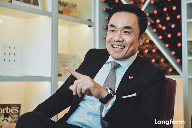 Quy cua Shark Louis Nguyen ban ra hang tram ty dong co phieu hinh anh 2