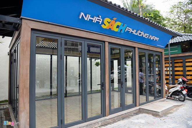 Nha sach Phuong Nam du kien thu loi gap 8 lan hinh anh 1