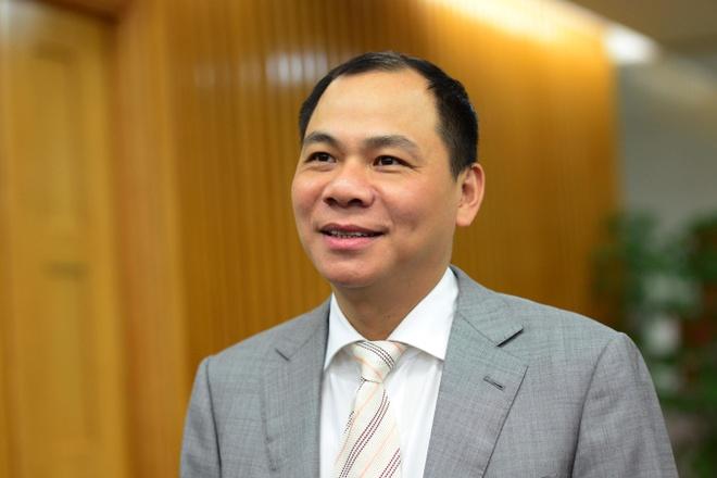 Ong Pham Nhat Vuong thoi lam chu tich tai Vinhomes hinh anh 1