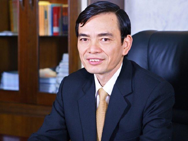 Cuu Tong giam doc BIDV Tran Anh Tuan qua doi anh 1