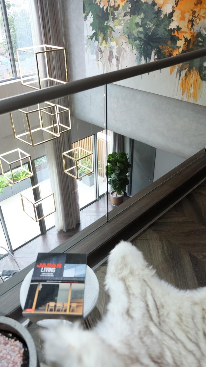 Bên trong căn hộ duplex độc nhất tại khu nhà giàu TP HCM - Ảnh 12.