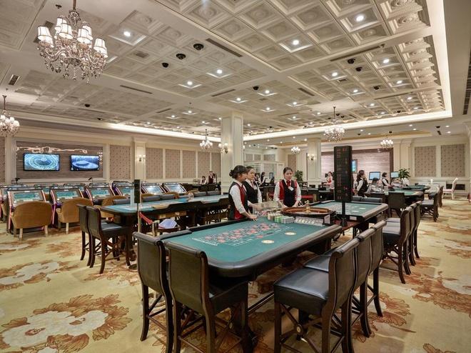 Casino lon nhat Quang Ninh lo hon 70 ty dong hinh anh 1  Casino lớn nhất Quảng Ninh lỗ hơn 70 tỷ đồng 120183747
