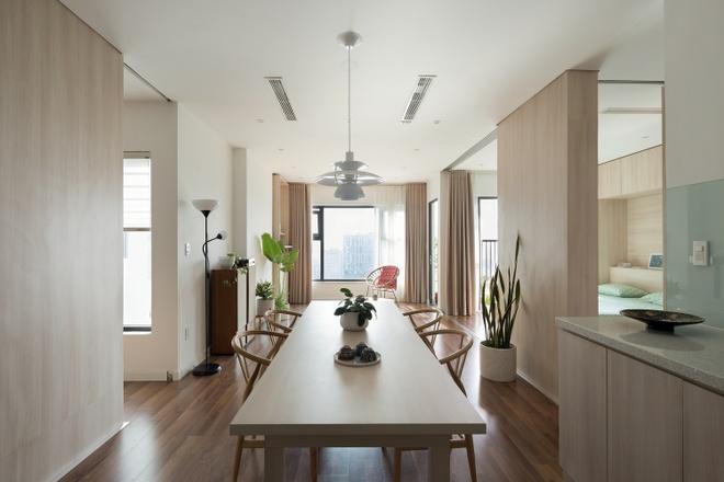 Chung cư được cải tạo có không gian mở như nhà phố - Bất động sản