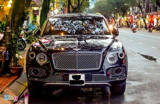 Ngan hang rao ban xe sang Bentley tru no hinh anh 1 Bentley_Bentayga_.jpg