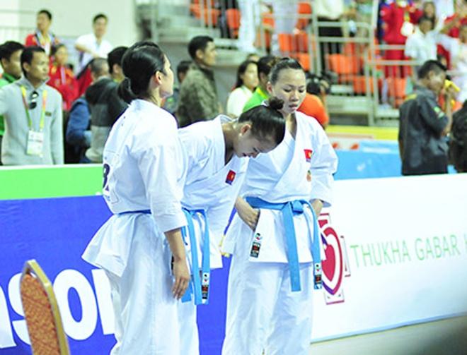 Karatedo Viet Nam bi chu nha 'cuop' huy chuong vang hinh anh 2