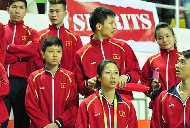 Karatedo Viet Nam bi chu nha 'cuop' huy chuong vang hinh anh 1