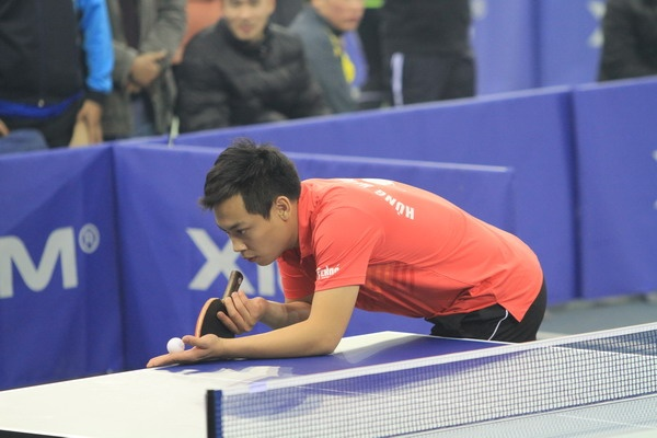 Le Tien Dat vo dich don nam Hanoi Open 2013 hinh anh