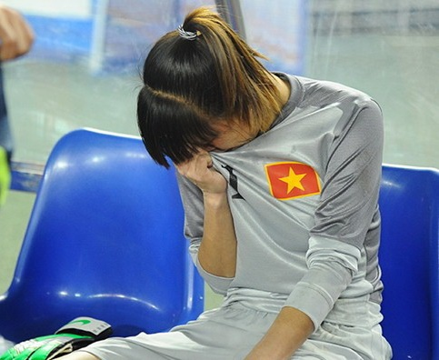 Viet Nam vo mong World Cup sau tran thua Thai Lan hinh anh