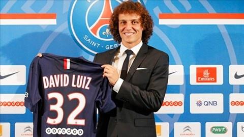 Xuyên suốt Hè 2014, liên tiếp những thương vụ lớn đã diễn ra từ David Luiz đến Di Maria