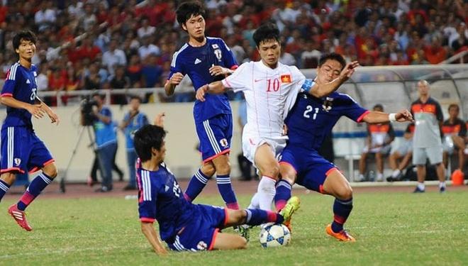 U19 Viet Nam lan thu 3 thua trong tran chung ket hinh anh
