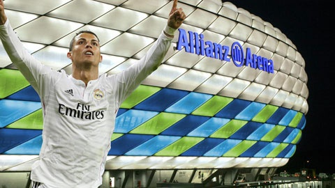 Gia cua Ronaldo tuong duong 200 sieu xe Bugatti Veyron hinh anh 1 Theo Jorge Mendes thì Ronaldo có giá 400 triệu euro.