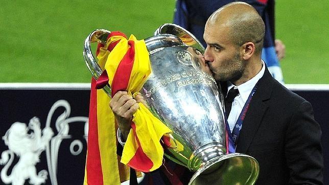 Bayern - Barca: Doan ket buon cua Pep Guardiola? hinh anh