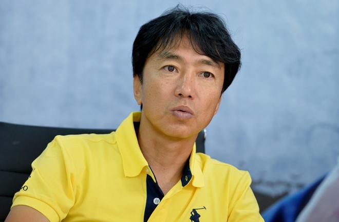 HLV Miura: 'U23 VN kho tranh ngoi dau bang voi Thai Lan' hinh anh