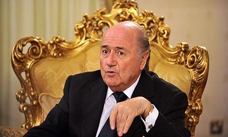 Sepp Blatter - ong vua khong ngai cua bong da the gioi hinh anh