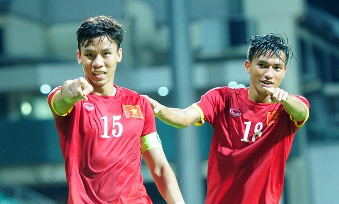 Dau an Ngoc Hai va cuoc tap tran thu tuc cua U23 Viet Nam hinh anh