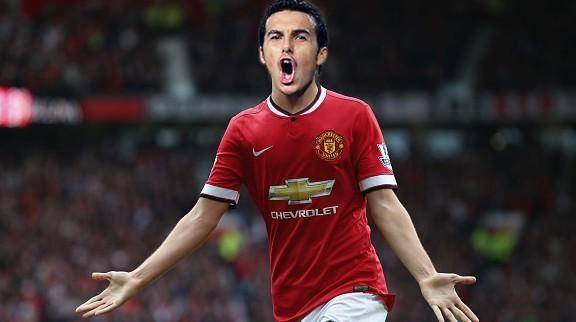 Fan M.U tuc gian khi Pedro ghi ban cho Chelsea hinh anh