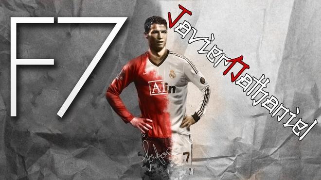 Nghich canh cua Ronaldo o M.U va Real Madrid hinh anh 2 Ronaldo sung mãn hơn khi tới Real Madrid, liên tục lập kỷ lục bàn thắng cá nhân trong một mùa giải, nhưng số danh hiệu của đội bóng lại không thể so sánh với thời điểm ở M.U.