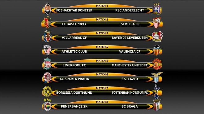 Manchester United gap Liverpool o Europa League hinh anh 1
